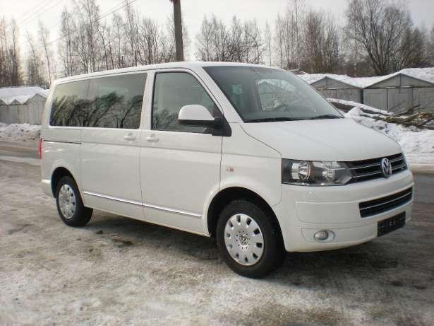 Микроавтобус в Финляндию