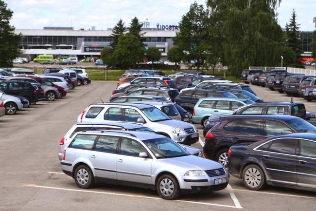 Парковка длительного пребывания