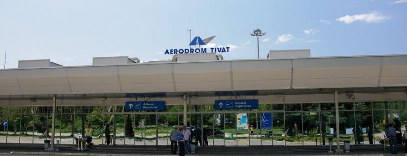 Гостей Черногории встречает аэропорт Тиват