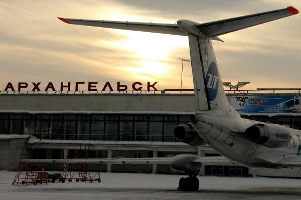 Сегодня Архангельск – современный аэропорт со стандартным набором услуг