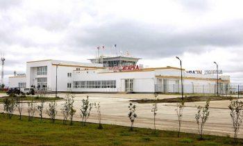 Аэропорт Игарка Красноярского края
