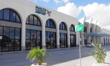 Мальтийский аэропорт Лука