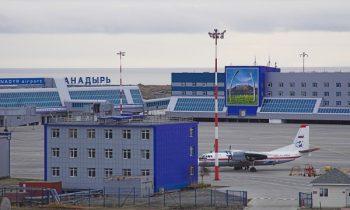Общий вид аэровокзального комплекса
