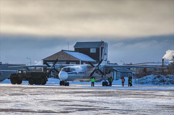 Аэропорт Нарьян-Мар – автотранспортный узел Ненецкого АО