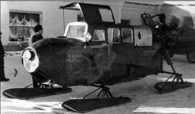 Прославленный самолет ПО-2 – первый перевозчик аэропорта Акмолинска