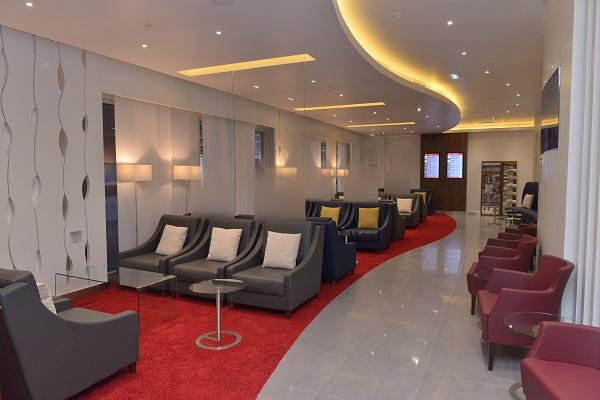 Комната ожидания VIP