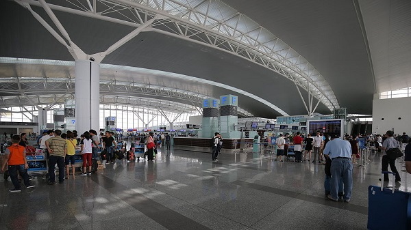 Новый современный терминал столицы