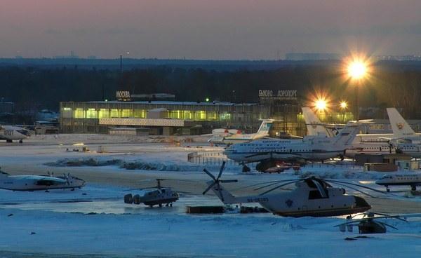Лучшие годы аэропорта Быково