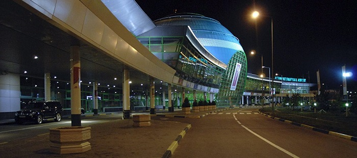 Так выглядит сегодня аэропорт в Астане