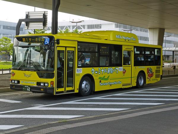 Автобусное сообщение по маршруту Нарита – Токио обслуживается несколькими компаниями