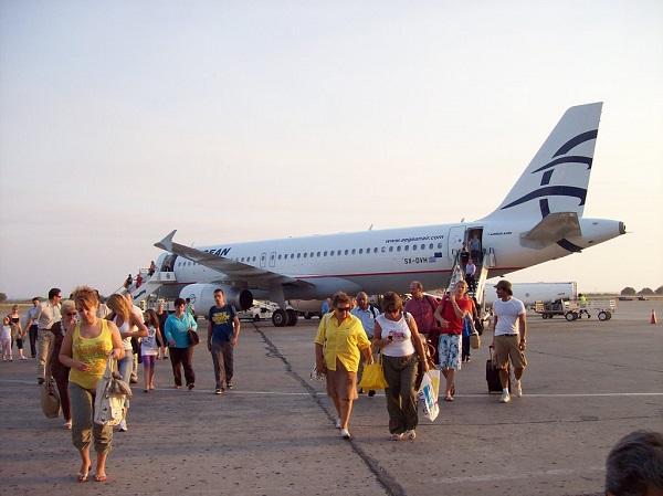 Высадка пассажиров