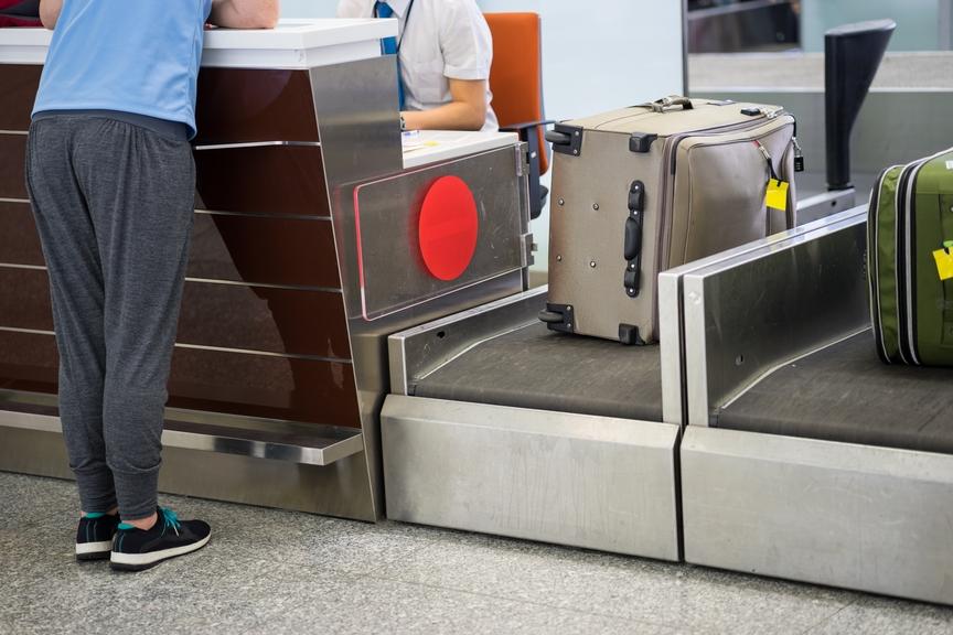 Багаж пассажиров – не самая значительная часть веса самолета