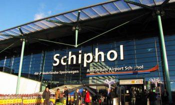 Амстердамский аэропорт Schiphol
