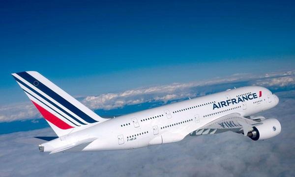 Путешествуйте с Air France