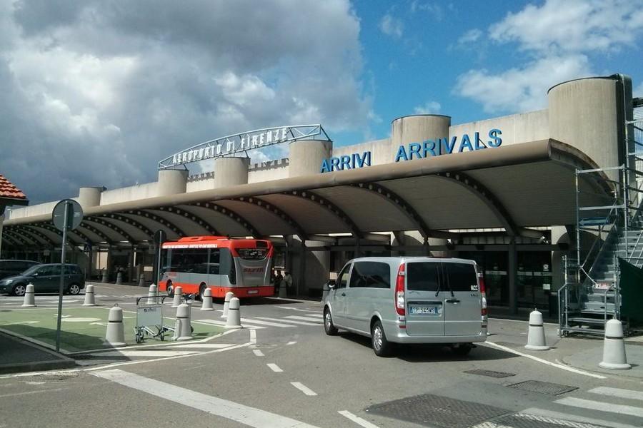 Воздушная гавань Флоренции носит имя Америго Веспуччи