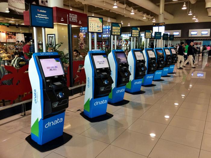 Интерактивные терминалы саморегистрации