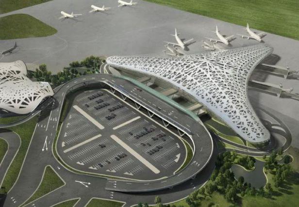 В Бакинском аэропорту