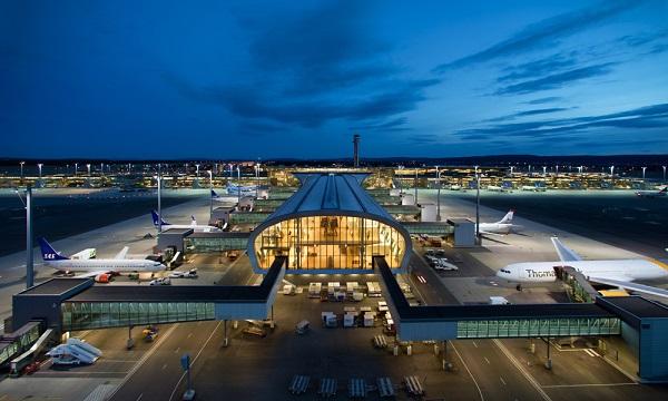 Гардермуэн является аэропортом приписки Норвежских авиалиний