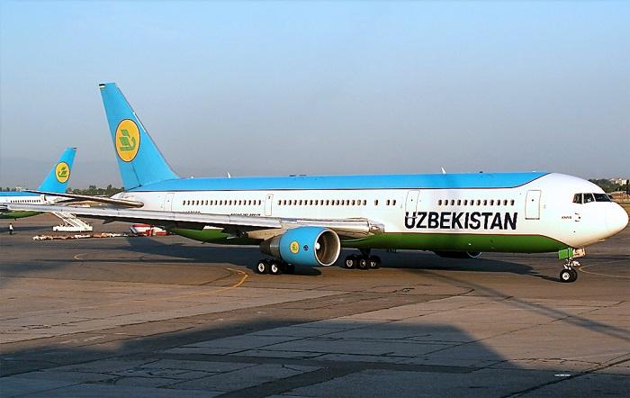 Аэропорт Ташкента – базовый для авиакомпании «Узбекские авиалинии»