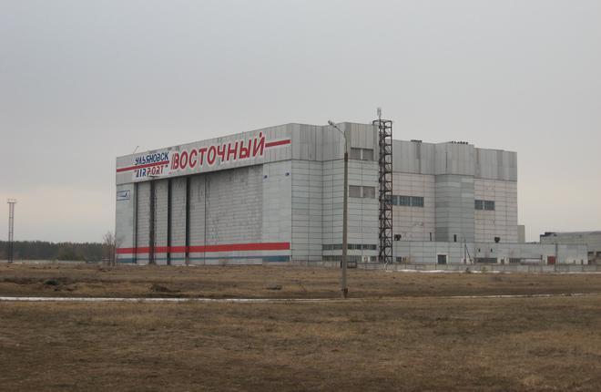 Порт приписки г. Ульяновск – Восточный