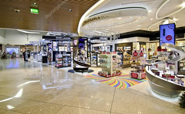 Магазины DutyFree в аэропорте Афин