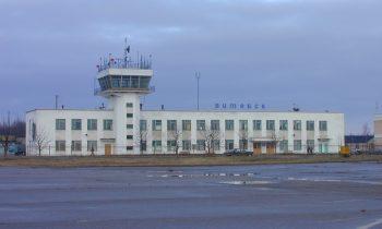 Аэропорт «Витебск»