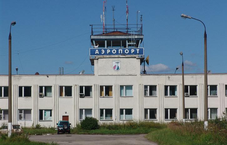 Аэропорт Владимир (Семязино)