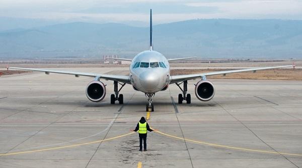 Взлетно-посадочная полоса аэропорта