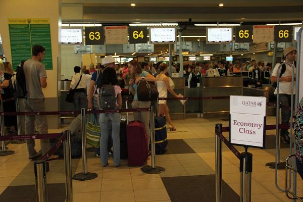 Регистрация на рейс Москва-Бангкок через Доху от авиакомпании Катар