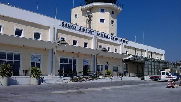 Аэропорт «Аристарх Самосский» (остров Самос)