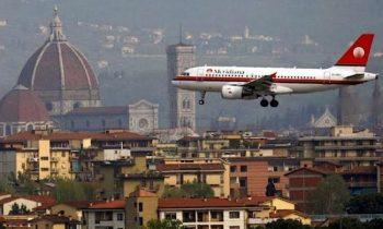 Аэропорт Флоренции расположен в пригороде Перетола