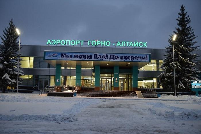 Аэропорт Горно-Алтайска – воздушные ворота Алтая