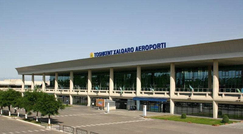 Аэропорт Ташкента – крупнейший в Центральной Азии