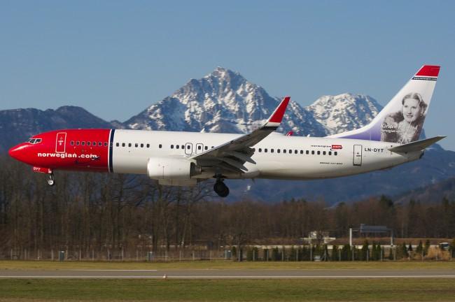 Норвежские авиалинии – серьезный конкурент европейским дискаунтерам