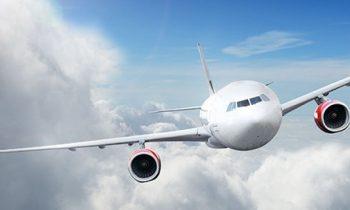 С земли все самолеты кажутся невесомыми