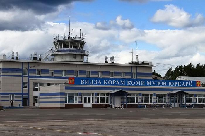 Сыктывкарский аэродром