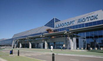 Внешний вид нового терминала аэропорта Якутск
