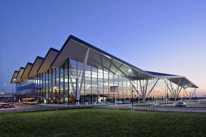 Аэропорт Гданьск