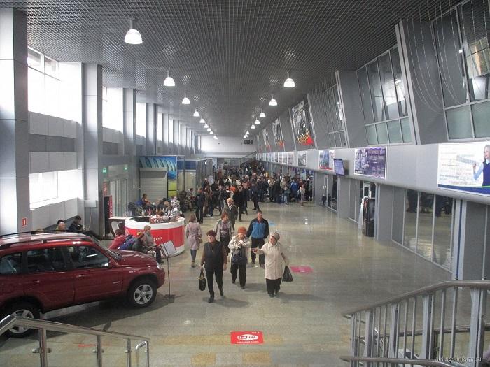 Как выглядит Kadala Airport внутри