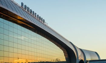 Терминал аэропорта Домодедово