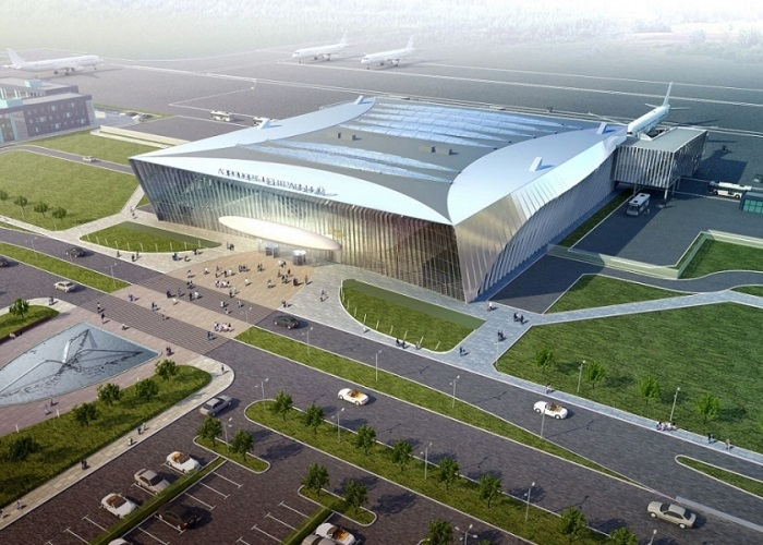 Проект нового аэропорта