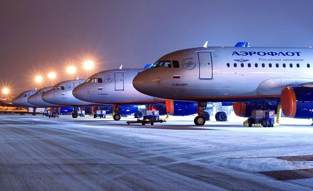 Под брендом Аэрофлота и партнеров выполняются полеты почти по 500 направлениям