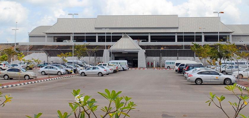 Транспорт в аэропорту Краби