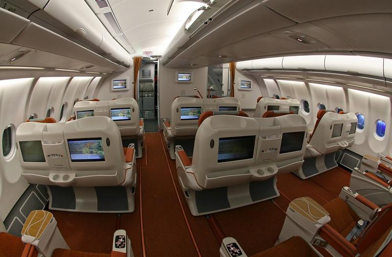 Аэрофлот предоставляет пассажирам на выбор много различных тарифов, бизнес-класс
