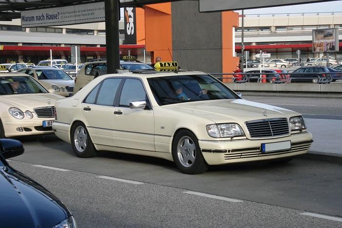 Городское такси Берлина