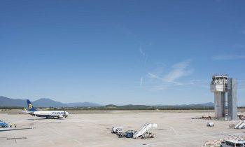 Как выглядит взлетное поле на аэровокзале