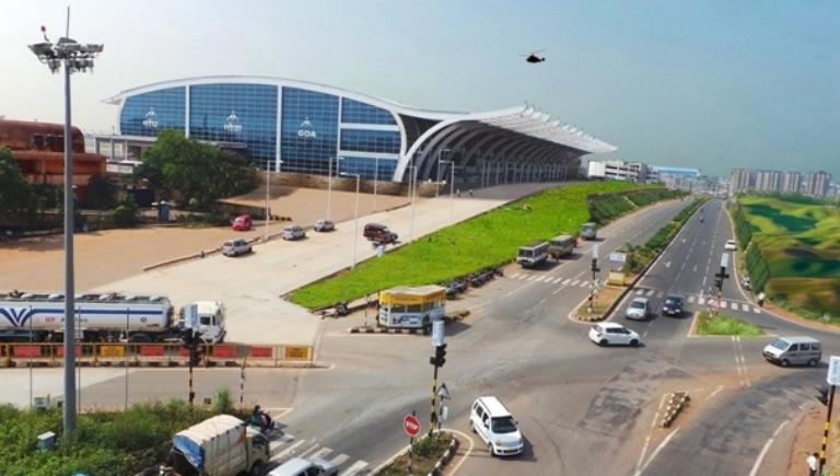 Новый терминал аэропорта Гоа