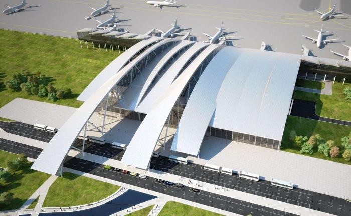Терминал аэропорта Платов