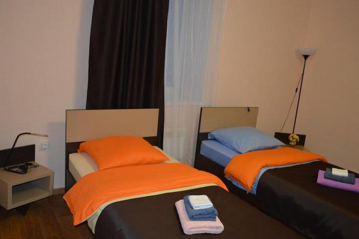 Как выглядит один из номеров в отеле Афины