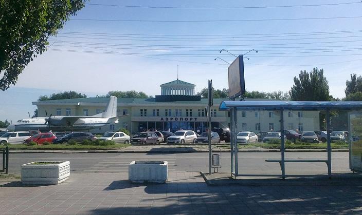 Остановка «Аэропорт»